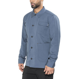 Haglöfs Mora Jacket Men Blue Ink